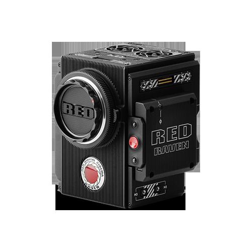 RED RAVEN 4k数字电影摄影机RAVEN BASE I/O PACKAGE套装预付订金
