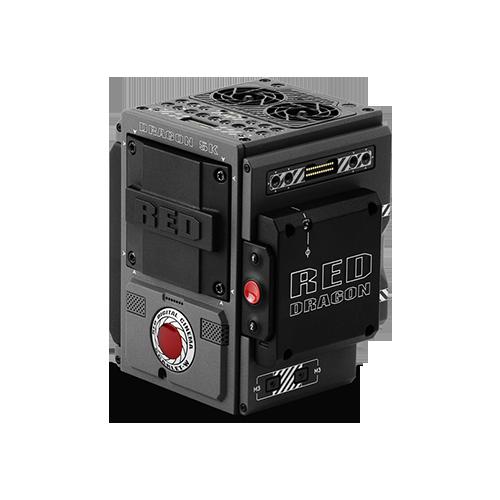 SCARLET-W BRAIN DEPOSIT RED摄影机
